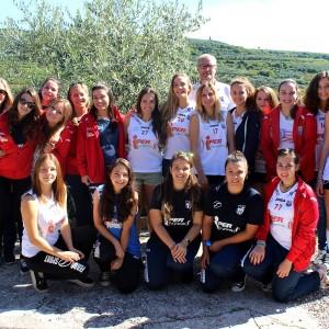 Volley 2014-15 presentazione squadre