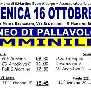 16 ottobre 2005 Locandina