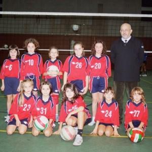 Volley 2003-04 Minivolley