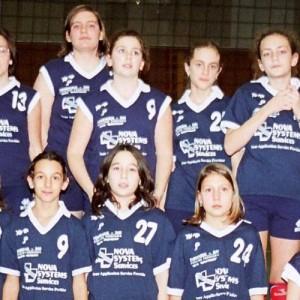 Volley 2003-04 U12