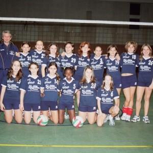 Volley 2003-04 U13