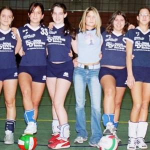 Volley 2003-04 U15