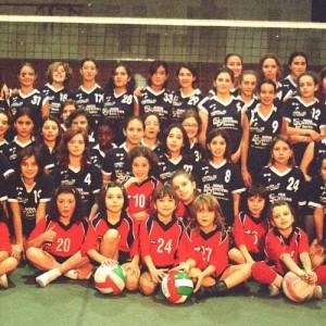 Volley 2003-04 collettiva