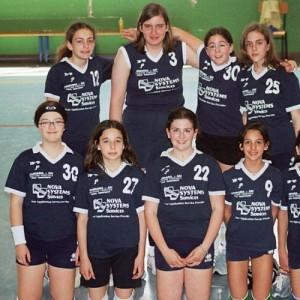 Volley 2003-04 finali U12