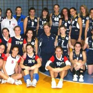 Volley 2007-08 2div con Miss Italia