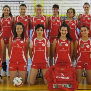 Volley 2008-09 2D ufficiale