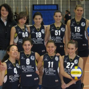Volley U16 Ottavi 2007-08