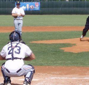 Poddi e il baseball